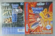 THUNDER FORCE 3 - INSERT ORIGINAL/CASE INSERT OFFICIEL MEGA DRIVE