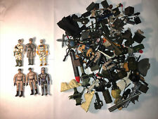 LOT OF LANARD AND OTHER ACTION FIGURES WITH ACCESSORIES