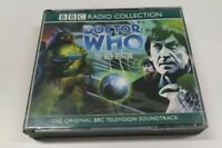 BBC Dr Who / Doctor Who, Radio Collection CD's, Original Television Soundtrack