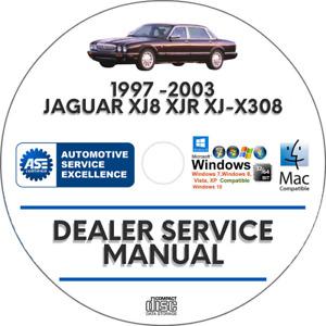 Repair Manuals Literature For Jaguar Xj For Sale Ebay