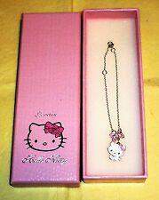 Hello Kitty braccialetto bambina argento 925