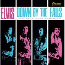 ELVIS PRESLEY - Down By The Falls -  CD RARE (Touchdown)