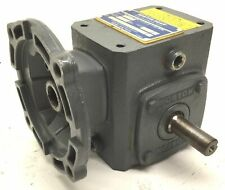 Boston Gear F710 10t B4 H Speed Reducer 101 Ratio Output Torque 123 Lbs In