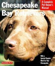 Chesapeake Bay Retrievers [Complete Pet Owner's Manuals] , Rice, Dvm Dan