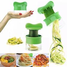 Spiral Vegetable Fruit Slicer Cutter Grater Twister Peeler Kitchen Gadgets Tools
