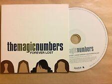RARE CD PROMO 3 TITRES / THE MAGIC NUMBERS / FOREVER LOST / TRES BON ETAT