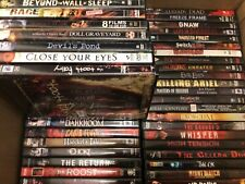 Dvd Pick and Choose From 100's of Action, Sci-Fi, Horror - Combined Shipping