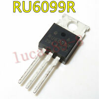 10PCS RU6099R N-Channel Advanced Power MOSFET TO-220