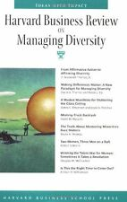 Harvard Business Review on Managing Diversity by R. Roosevelt Thomas, David A. T