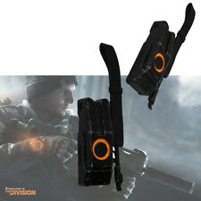 Tom Clancy's The Division Cosplay Interphone Replica Props Black Halloween Cool