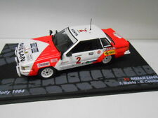 NISSAN 240 RS RALLY SAFARI 1984 MEHTA EAGLEMOSS IXO 1/43