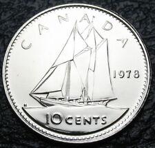 RCM - 1978 - 10-cents - Specimen - Uncirculated