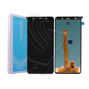 DISPLAY LCD ORIGINALE Samsung Galaxy A7 2018 A750F SM A750 F TOUCH SERVICE PACK