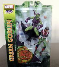 Green Goblin (Classic) Marvel select figuras el duende y spiderman spider man