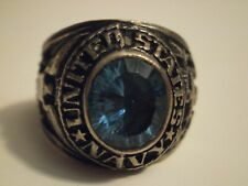 US Navy Ring size 8 3/4