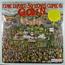 GONN Time Travel: 50 Years Come & Gonn NEW LIMITED EDITION COLORED VINYL 2XLP