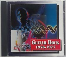 Guitar Rock 1976-1977 Time-Life CD Ted Nugent ZZ Top Boston ELO Kinks Foreigner