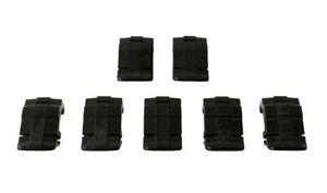 New Pelican Black 1630 / 1660 / 1690 replacement latches (7).