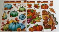 FALL Window Clings Assortment  #2  {Your Choice}