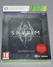 The Elder Scrolls V: Skyrim - Legendary Edition - Xbox 360 - New & Sealed - PAL