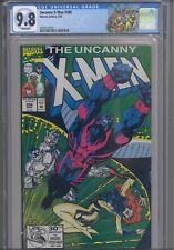 New listing Uncanny X-Men #286 Cgc 9.8 1992 Marvel Jim Lee Cover Story & Art Custom Label