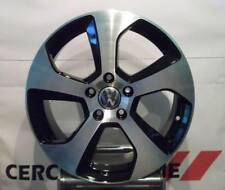 "Cerchi in lega Volkswagen golf 5 6 7 Passat Scirocco GT GTD da 17"" NUOVI OFFERT"