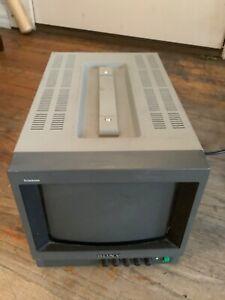 Sony Trinitron Video Audio CRT Monitor PVM-8040