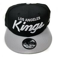 Los Angeles Kings New Era 9Fifty 2 Tone Vintage Script Eazy-E NWA Snapback NHL