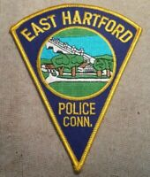 CT East Hartford Connecticut Police Patch