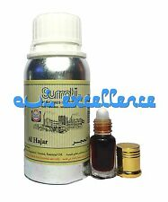 * NUOVO * A1 Hajar by surrati da 3 ml ITR Attar Oil Based PROFUMO hajjar ASWAD