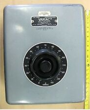 Variac Autotransformer General Radio Company W50m 40 Amp Powerstat 0 140vac Usa