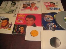 ELVIS PRESLEY GREATEST RARE MOVIE SOUNDTRACKS VINYL EP SINGLES LP'S + BOOKS+ CDS