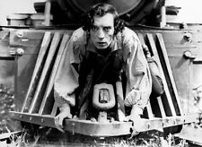 Buster Keaton - The General - Movie Still Poster