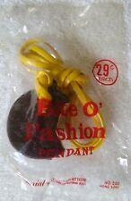 Vintage Bite 'O Fashion Bon Bon Marshmallow Necklace Imperial Toy 1973 Jewelry