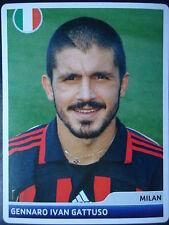 Panini 116 Gennaro Ivan Gattuso AC Milan UEFA CL 2006/07