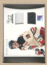 Marc Staal 26 2011-12 Luxury Suite Jersey Hockey Stick