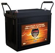 VMAX MR147-155 12V AGM Marine Battery for Minn Kota Traxxis 55lb Trolling Motor