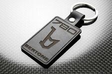 Volvo 780 Bertone Leather Keyring Keychain Schlüsselring Porte-clés Turbo Coupe