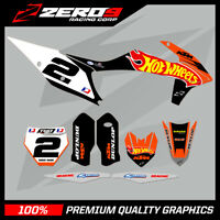 KTM MX MOTOCROSS GRAPHICS SX SXF EXC EXCF 125 - 450 2011 - 2020 McGRATH KTM