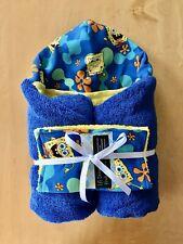 Sponge Bob Squarepants Hooded Towel & Wash Cloth
