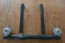 1997 Weber Used Part 2 Burner Manifold For Silver Propane Lp