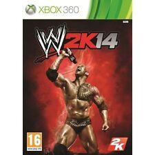 WWE 2K14 (Microsoft Xbox 360, 2013) - European Version