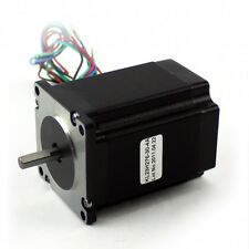 Three  PCS NEW NEMA23 STEPPER MOTOR 282 OZ-IN Single Shaft