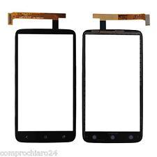 Ricambio Vetro + Touch Screen Nero per HTC ONE X - Vetrino NO Schermo LCD