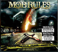(CD) Mob Rules - Radical Peace (Ltd.Edition) (2009)