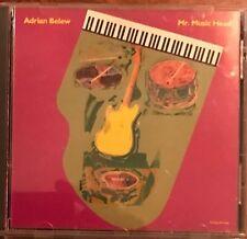 """Adrian Belew """"Mr. Music Head"""" CD. Near Mint!"""