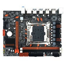 X99 Computer Motherboard DDR3 Dual Channel Memory LGA2011-3 Pin E5 CPU Sup C9D1