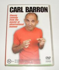 DVD - Carl Barron