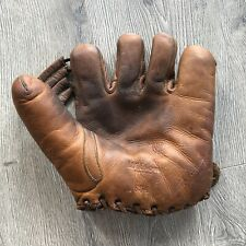 Wilson 654 Luke Appling Chicago White Sox Baseball Glove Mitt 1930s Vintage USED