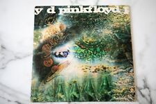 Pink Floyd- A Saucerful Of Secrets- UK 1st Press 1968 Columbia Mono LP SX 6258